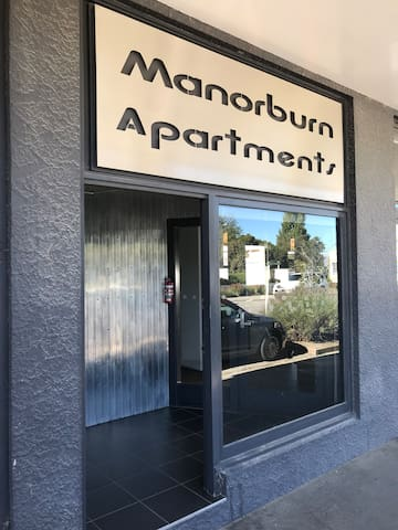Manorburn Deluxe - Ranfurly Town Centre