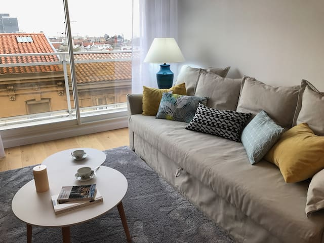 Charm and design in the heart of Bordeaux - Burdeos - Apartamento