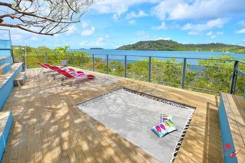 Villa Fleur d'O, bord de mer meublé de tourisme 4*