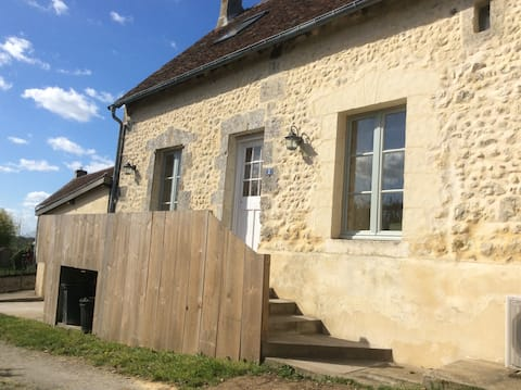 Un cottage tout confort au coeur du Perche Normand