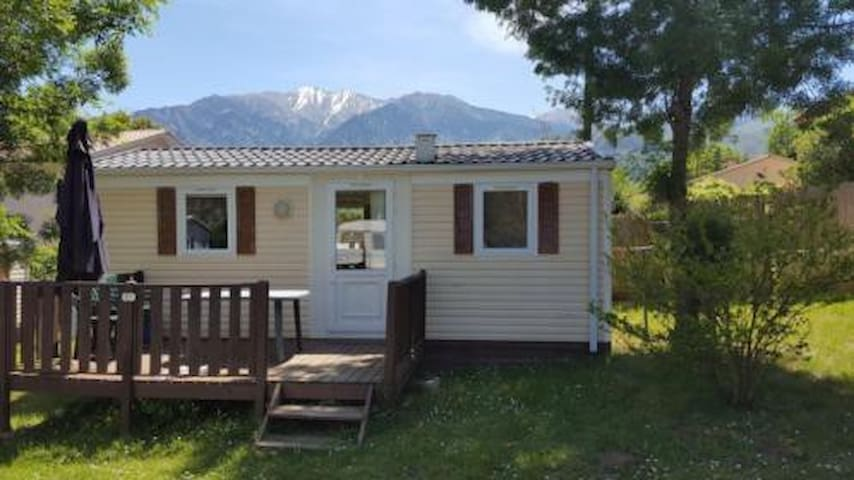 Mobile-Home te huur in Catalaanse Pyreneeen