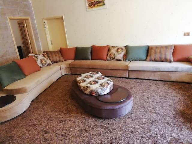 Petra Bedouin family home