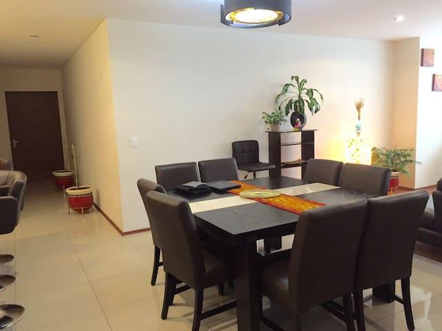 Increíble habitación, excelente ubicación - Ciudad de México - Apartment