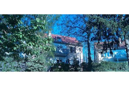 Süßes Dachzimmer &Kaffee | 5min Hbf / Uniklinik +P - Mainz - Wohnung
