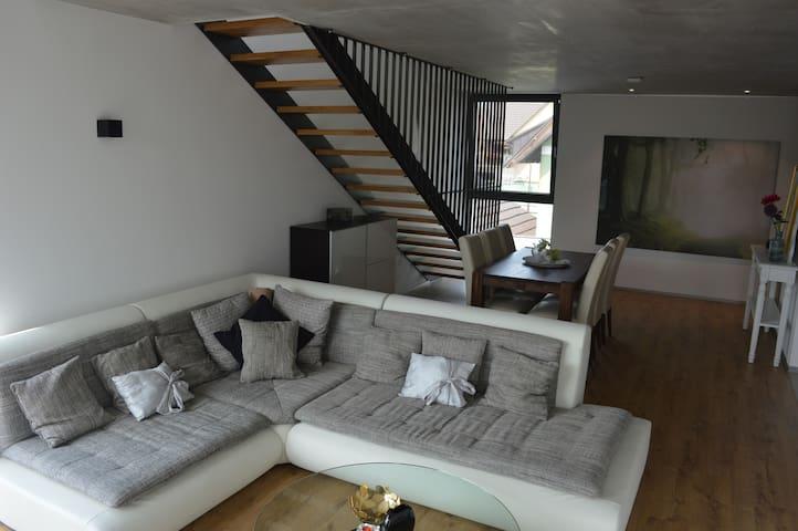 ViCa's apartement