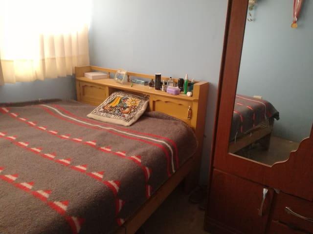 Casa cómoda en Paucarpata
