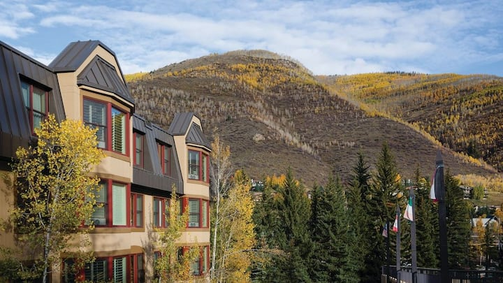 Evergreen Villa at Marriott's Streamside Vail