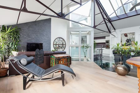 ♥ Amazing Duplex-Loft of 1600ft2 ♥ - Nanterre