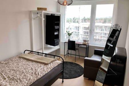 Cozy Bedroom near by Zürich Airport
