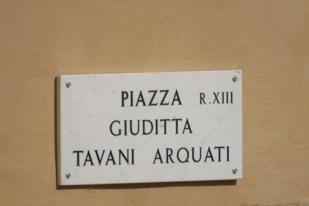 ubicazione appartamento