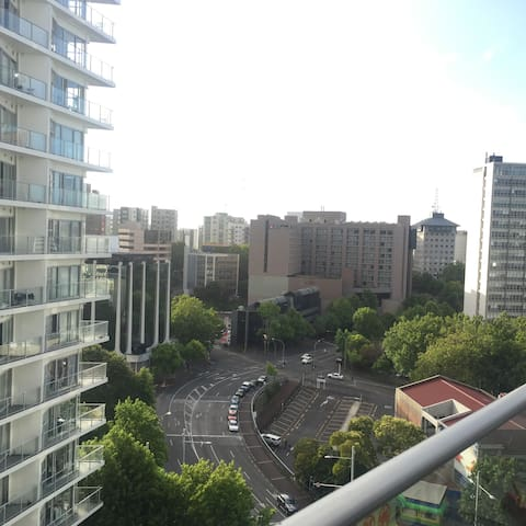 One Double Bedroom in Auckland City - Auckland - Byt