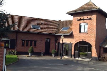 Chambre de charme campagne Lilloise - Radinghem-en-Weppes - Haus