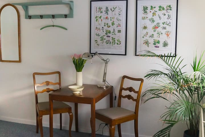 Apartment in Mårum close to the forest and train