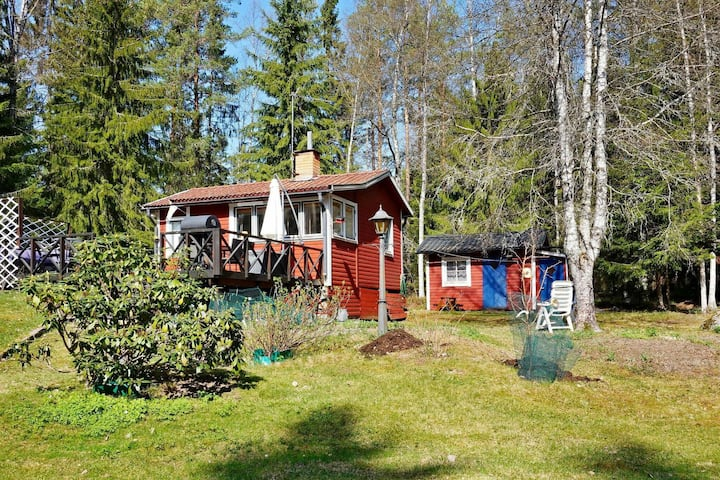 4 person holiday home in BERGSHAMRA