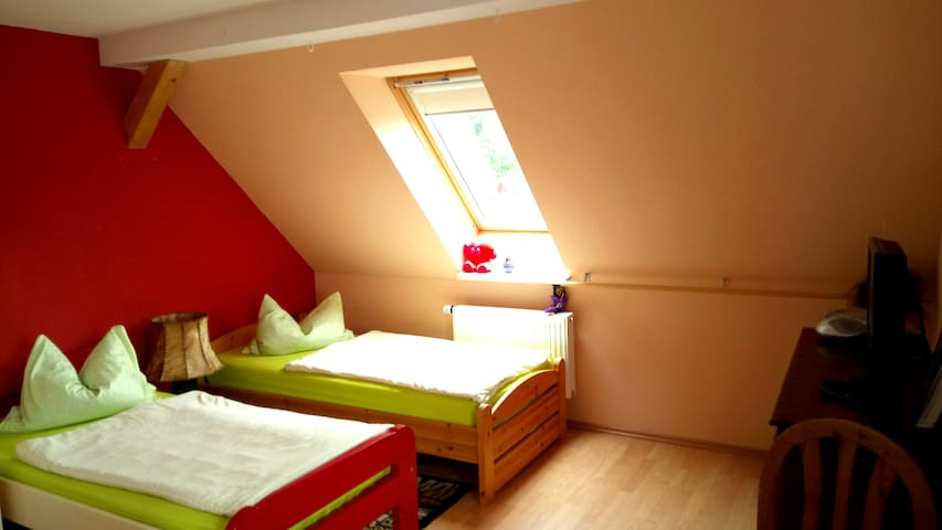 "Welcome to  ""Holiday room Rostocker Heide"""