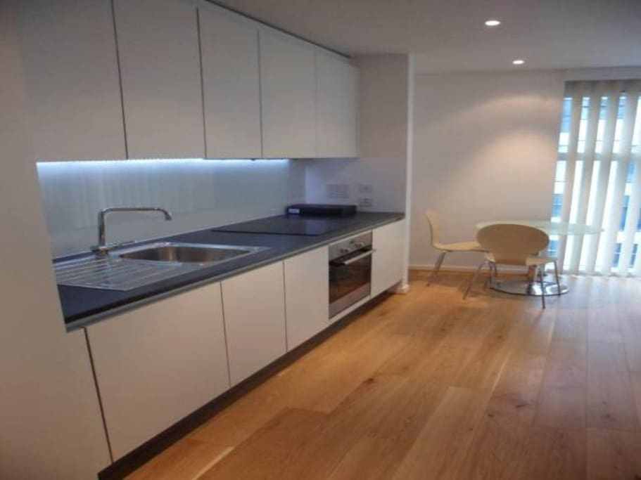 Poggenpohl fully specified kitchen