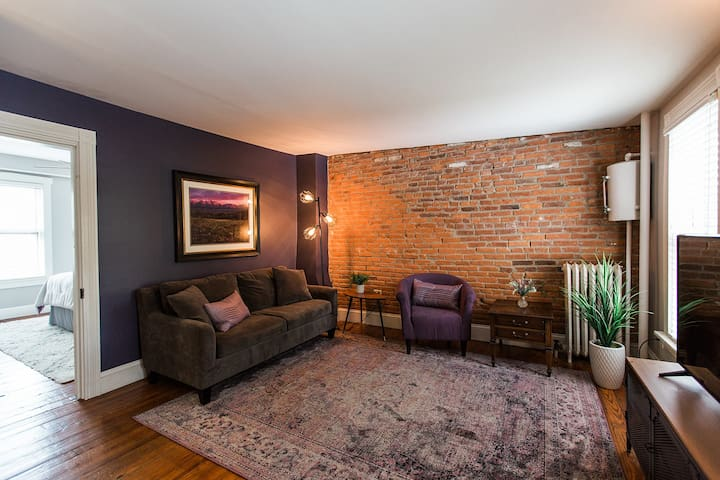 An Oasis on Orange St - Lancaster - Appartement