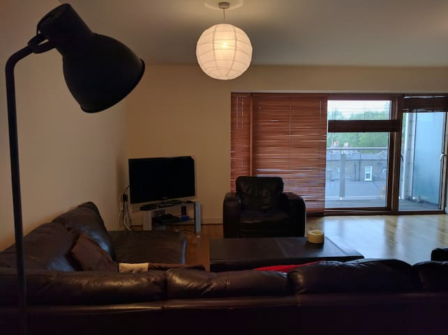 Large Double Ensuite Bedroom Grand Canal - Dublin - Apartemen