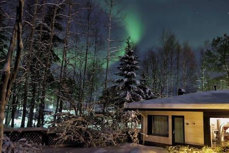 The Blueberry Bedroom No. 2 - Rovaniemi
