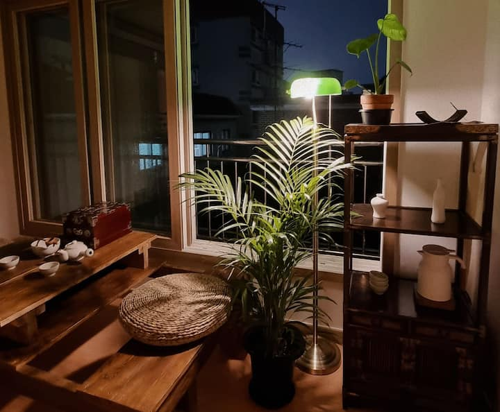 [HaedeulZIP]3room Korean vintage cozy House Studio