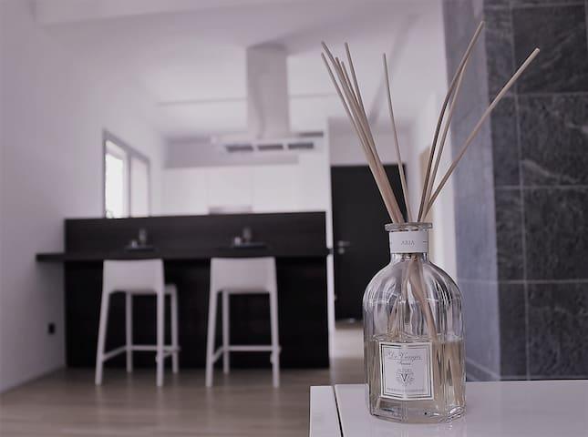 Mandello - Luxury 2 bedrooms apartment