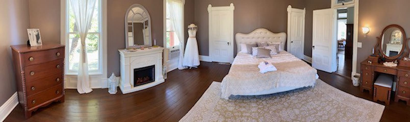 Prescott-Foley Victoria, bridal suite
