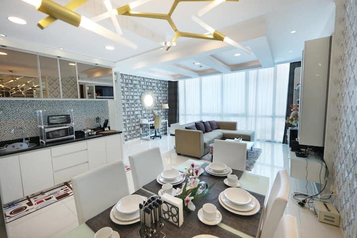 Subpenthouse Glamour @Ciputra World Surabaya -125m