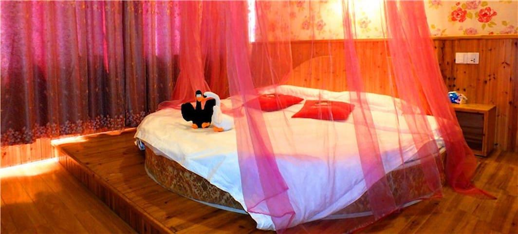 梦幻圆床房 - Jiaxing