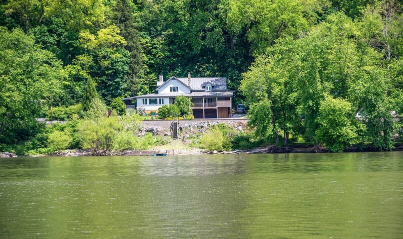 The Family Home on the Lake - Pequea - Nature lodge