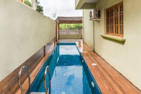 Entire Villa with Swimming Pool - Penha de França - 別荘