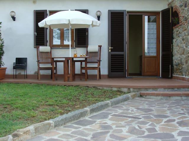 Agriturismo Belvedere Pozzuolo - Larciano - House
