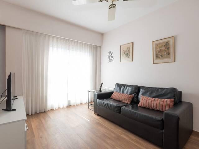Práctico 2 Dormitorios en Palermo para 4 personas