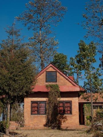Wild Earth Himalayan Retreat Cottage