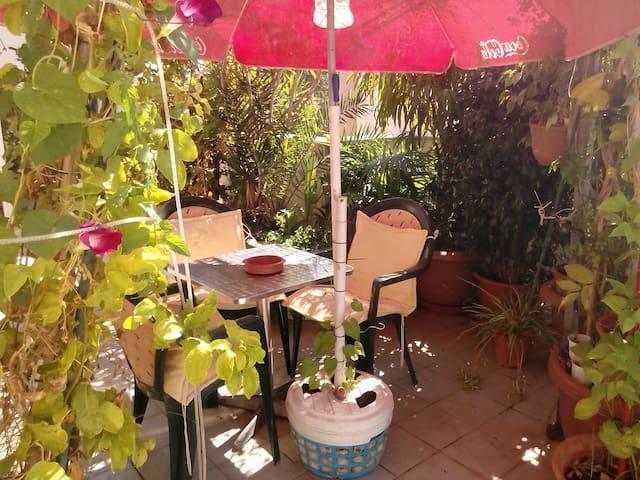 habitacion indibidual en un atico con terraza - Borriana - Apto. en complejo residencial