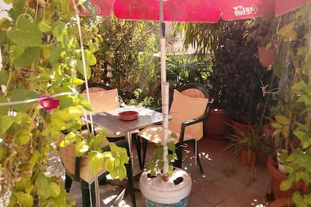 habitacion indibidual en un atico con terraza - Borriana - Condomínio