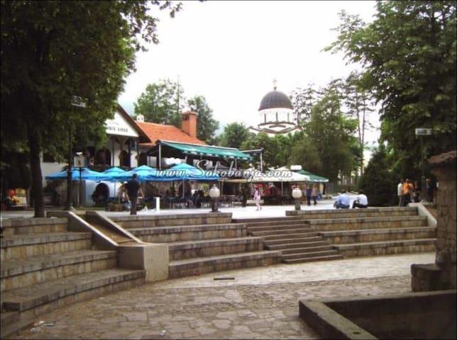 Sokobanja Serbia - Sokobanja - Daire