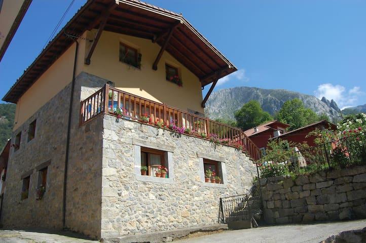 Casa de aldea La Coviella La Guerta - Sobrefoz - House
