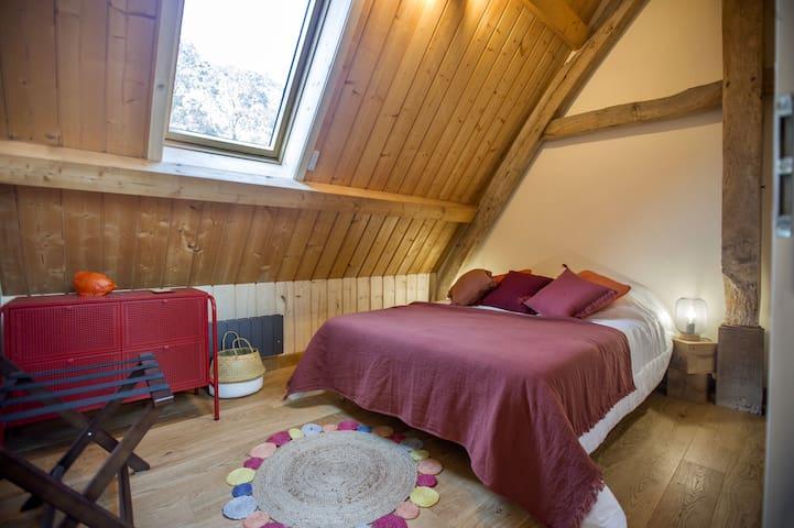 Chambre 1 lit 160*200