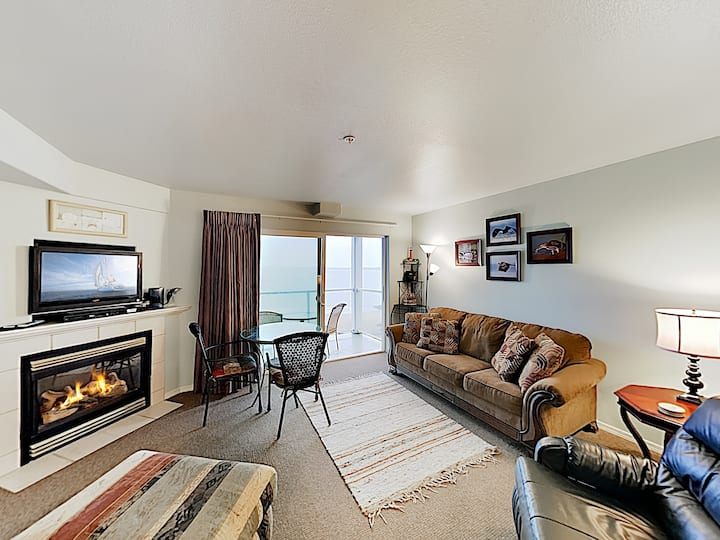 New Listing! Bay-View Beauty w/ Private Balcony