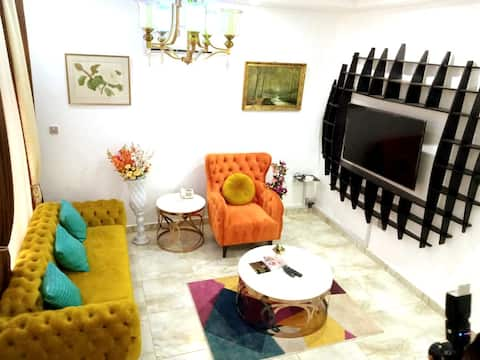 Ed's Luxe Apartments (home away from home) Benin