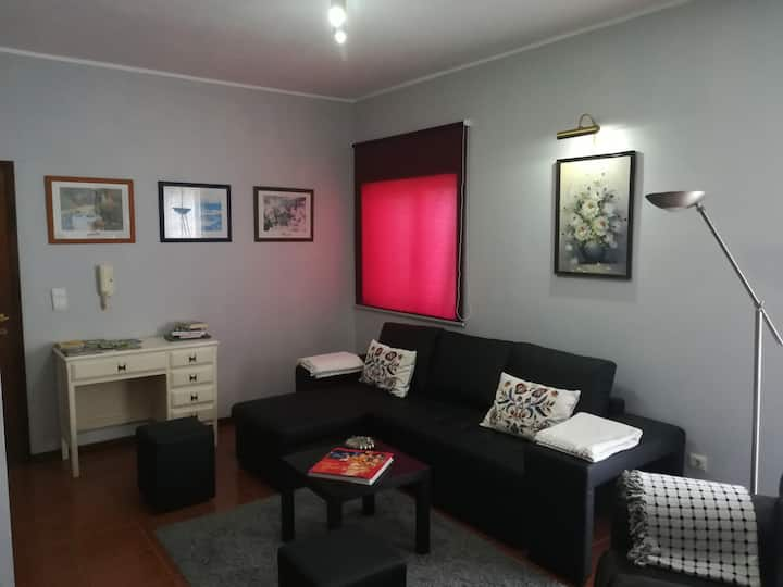Alojamento de Santa Maria - Apartamento c/ terraço