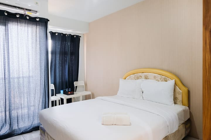 Warm & Cozy Studio Apartment at Ayodhya Residence