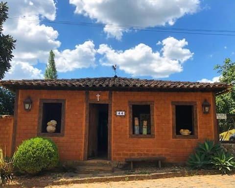 Casa no Bichinho - Conforto, Sossego e Natureza