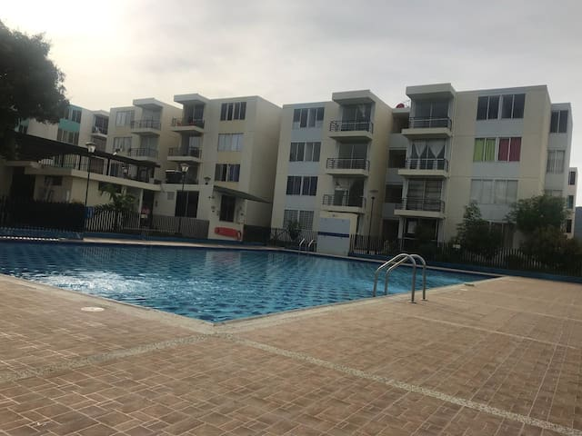 Apartamento Familiar Urbanización el Cisne