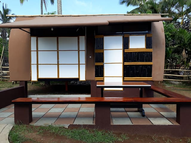 DAISY BEACON CABANA in Sinagtala Resort Bataan