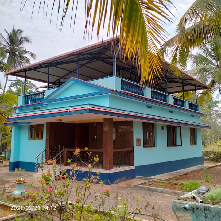 Shree Nilaya Beach House