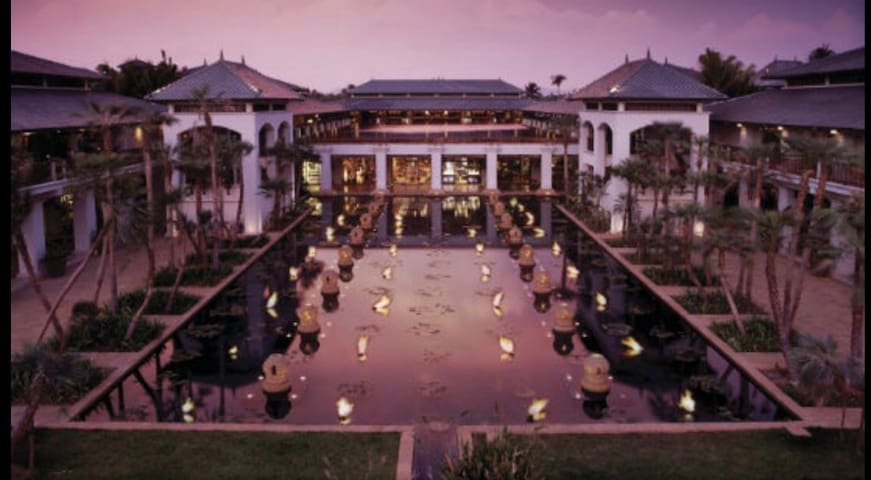Marriott Phuket Beach Club, Phuket Thailand - Tambon Mai Khao - Villa