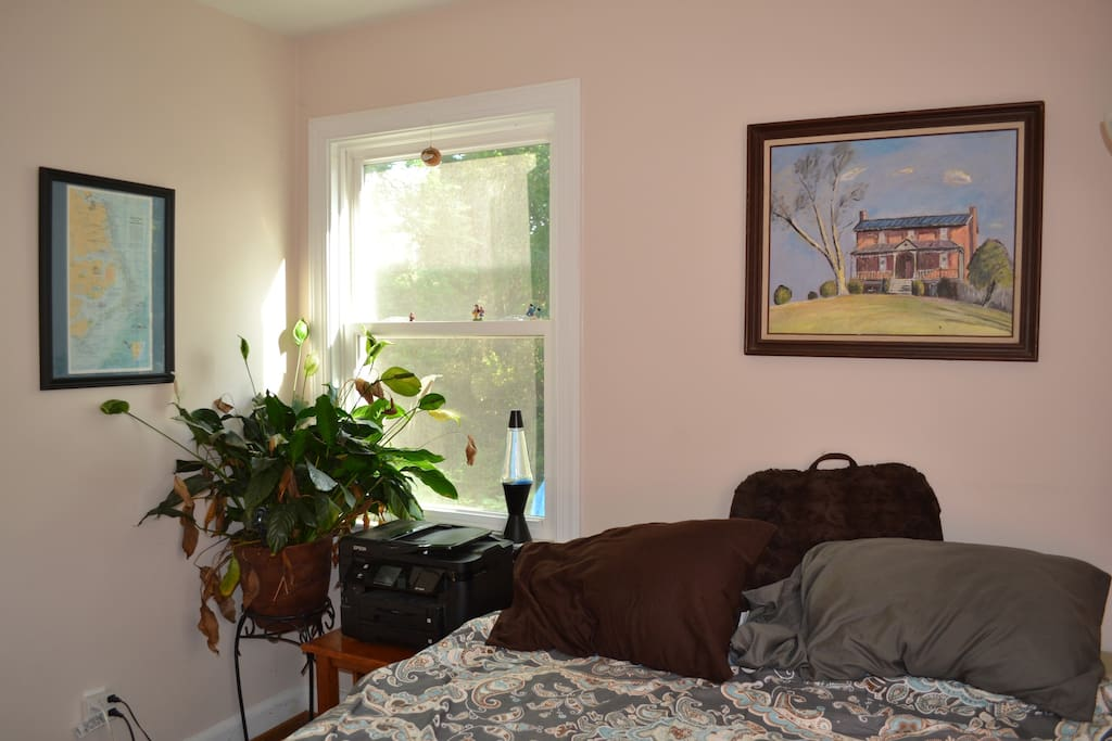 View of the other window in front bedroom