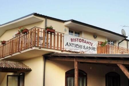 B&B Notti al Sirente - Castelvecchio Subequo - Aamiaismajoitus