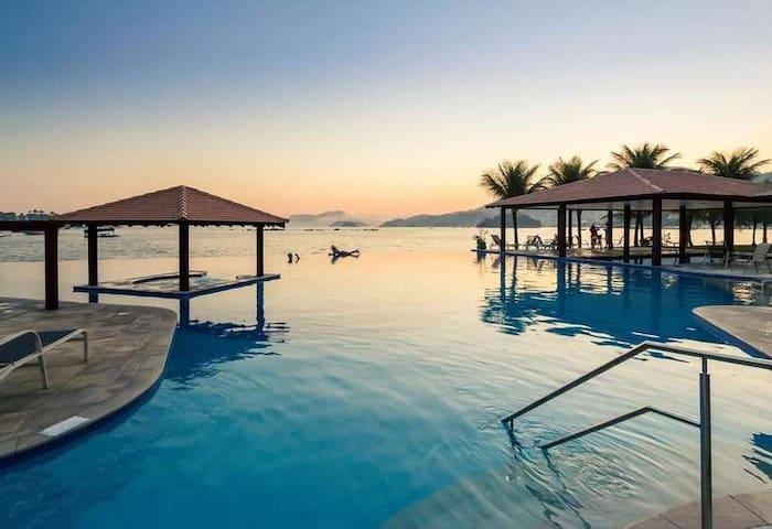 Resorte Mercure -Apartamento- Porto Bali -2quartos